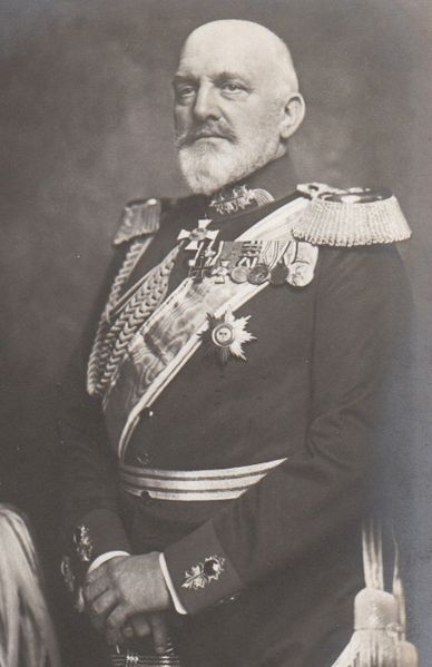 General Josias von Heeringen (March 9, 1850 – October 9, 1926)  Image in the Public Domain
