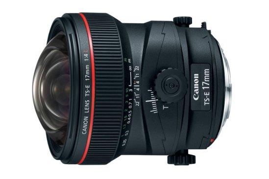 Canon EF TS-E 17mm f/4L