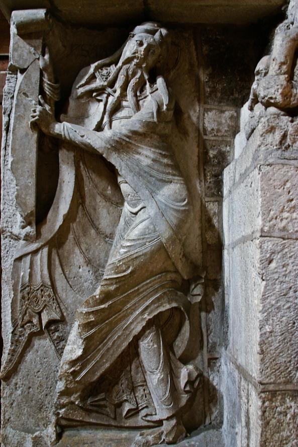 Isaiah, Sainte Marie de Souillac (Lot)  Photo by PJ McKey