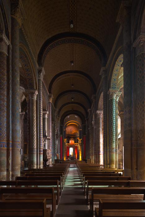 Notre Dame La Grande Dennis Aubrey