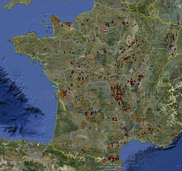 Romanesque France