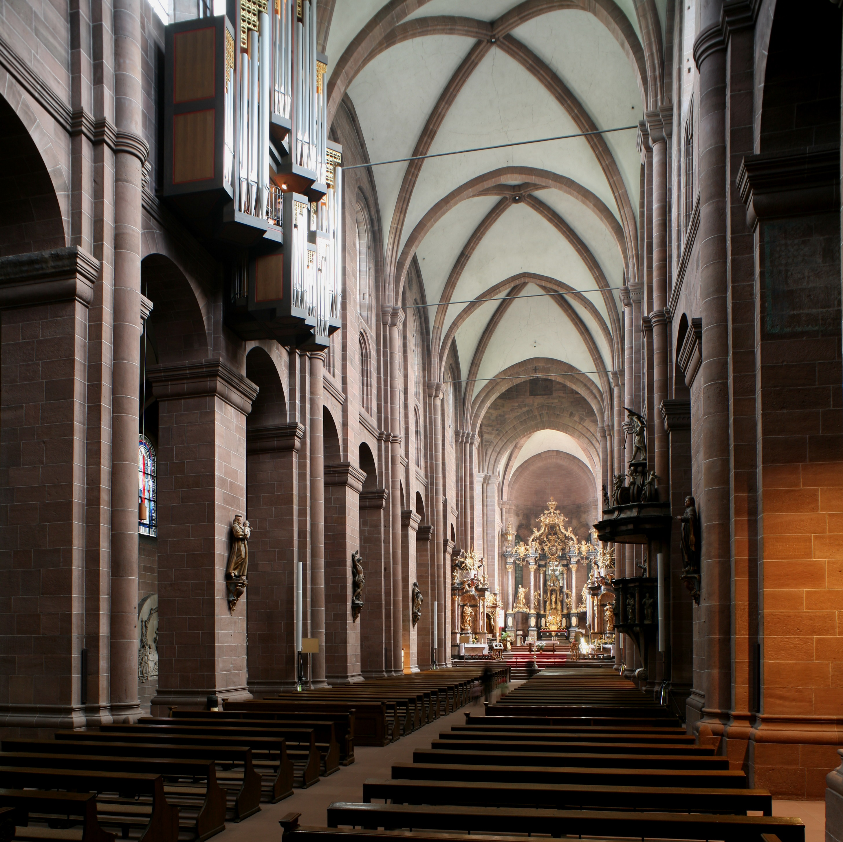 The Cathedral Saint Peter Of Worms A Guest Post Jong