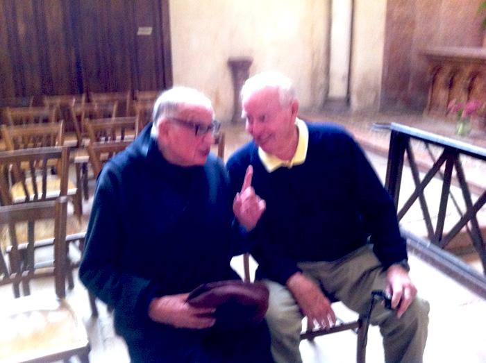 Mes deux pères - Angelico Surchamp and Don Aubrey
