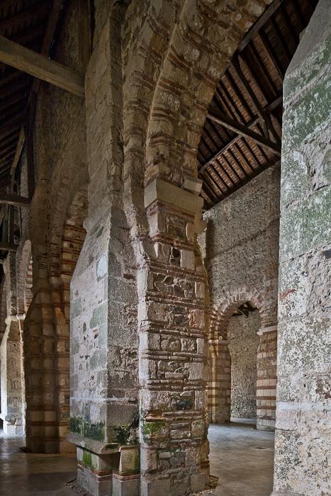 Église Abbatiale Saint Philibert-de-Grandlieu, Saint Philibert-de-Grandlieu (Loire-Atlantique)  Photo by PJ McKey