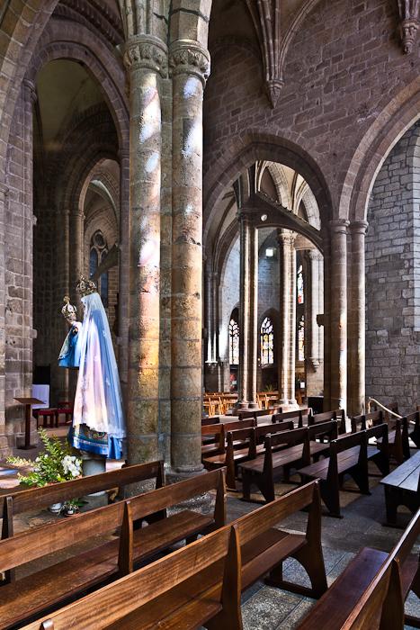 Notre Dame-du-Bon-Secours, Guingamp (Côtes-d'Armor) Photo by PJ McKey