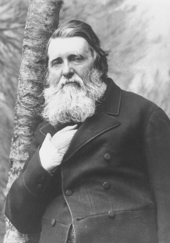 John Ruskin (8 February 1819 – 20 January 1900)