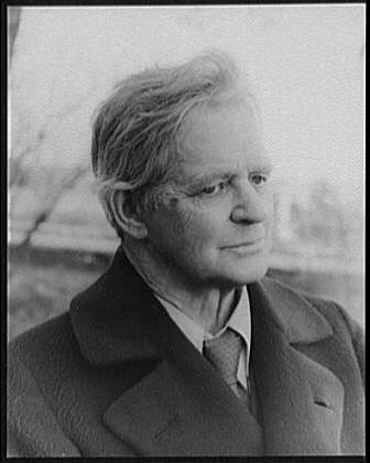 George Grey Barnard (May 24, 1863 – April 24, 1938)   Photo by Carl Van Vechten