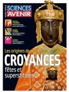 Science & Avenir cover,  January 2013
