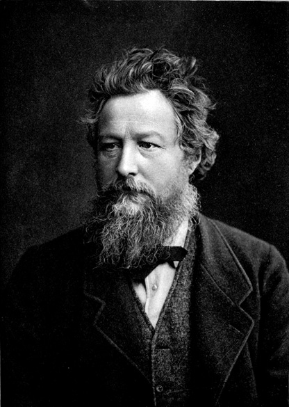 William Morris (24 March 1834 – 3 October 1896)