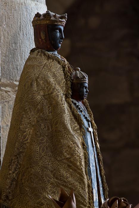 Notre Dame des Croisades, Église Saint Liman, Thuret (Puy-de-Dôme)  Photo by Dennis Aubrey