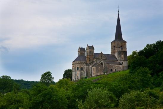 Eglise Notre Dame de l'Assomption,  Mont-devant-Sassy (Meuse)  Photo by Dennis Aubrey
