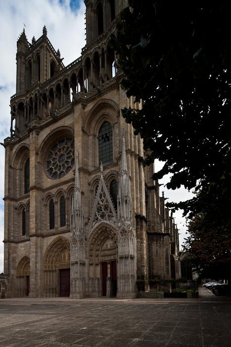 Collégiale Notre-Dame, Mantes-la-Jolie (Yvelines)  Photo by Dennis Aubrey