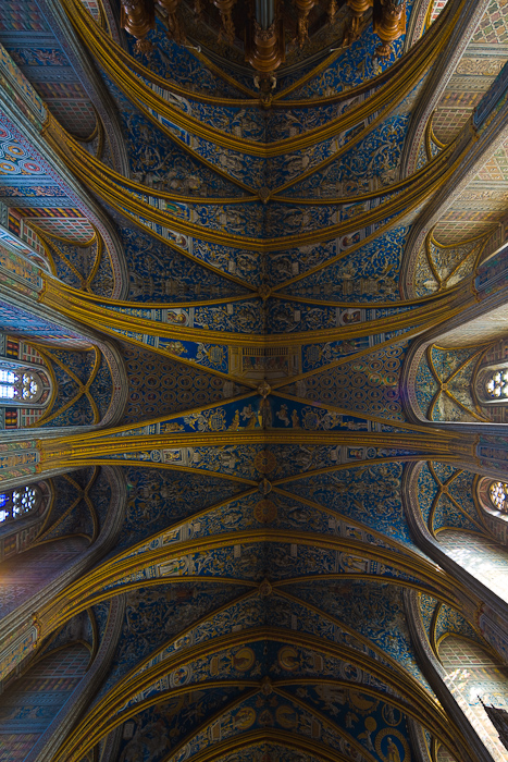 "Vault, Cathédrale Sainte-Cécile, Albi (Tarn)  Photo by Dennis Aubrey"" width=""467"" height=""700"" class=""size-full wp-image-13321"" /> Vault, Cathédrale Sainte-Cécile, Albi (Tarn)  Photo by Dennis Aubrey"