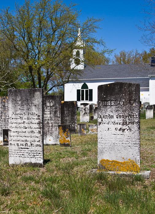 Dennis Union Church, Dennis (Massachusetts)  Photo by Dennis Aubrey