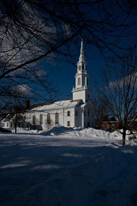 Trinitarian Congregational Church, Concord (Massachusetts) Photo by PJ McKey