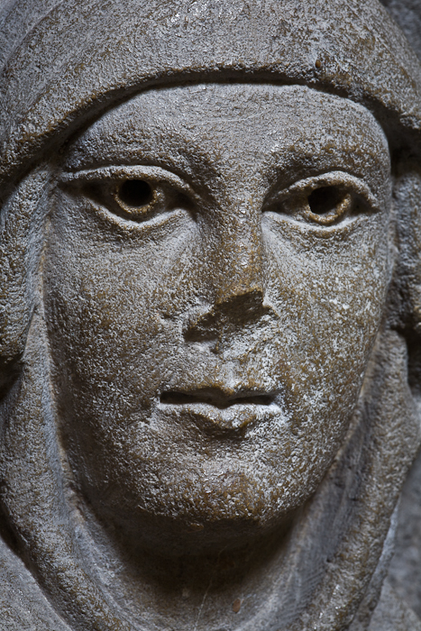 Mary Magdeleine, Abbaye Saint-Pierre et Saint-Caprais de Mozac, Mozac (Puy-de-Dôme)  Photo by PJ McKey