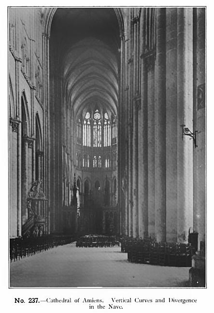 Screen shot Amiens nave