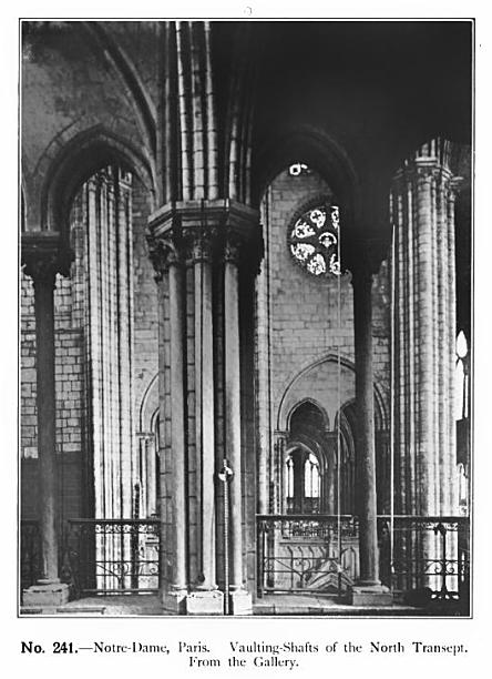 Screen shot Paris transept