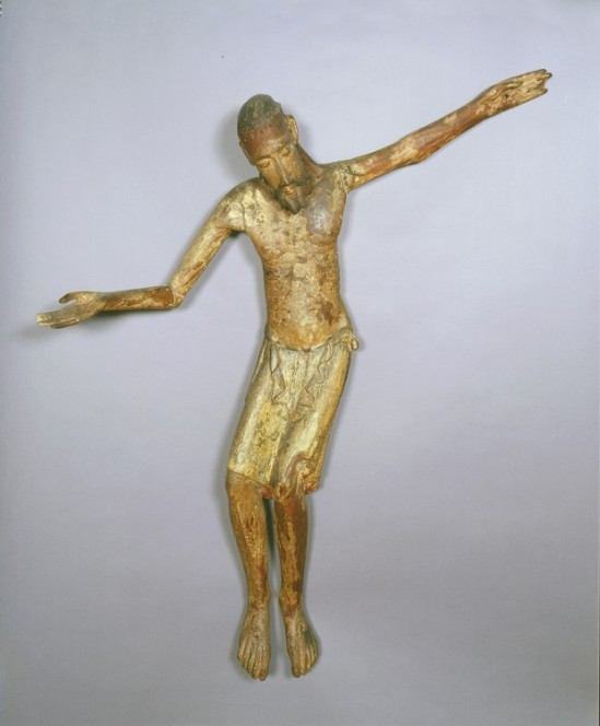 Crucified Christ, source:  Eye of the Beholder, edited by Alan Chong et al. (Boston: ISGM and Beacon Press, 2003): 23.  www.gardnermuseum.org