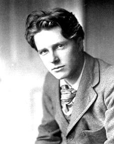 Rupert Brooke (1887-1915)