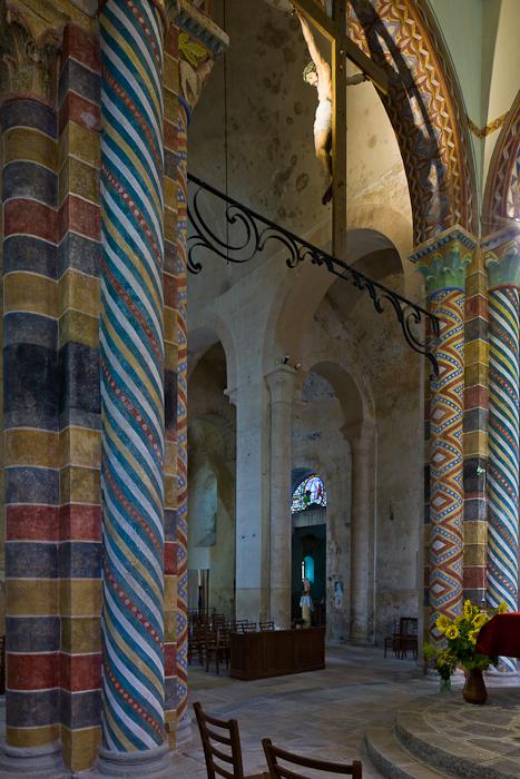 Église Saint Symphorien, Biozat (Allier)  Photo by PJ McKey