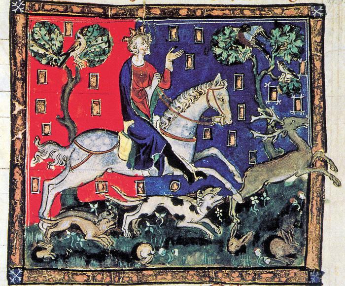 King John from De Rege Johanne