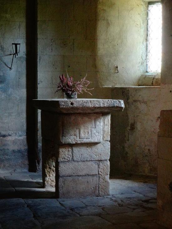 Chapelle Saint Benoit, Chassiers (Ardèche)  Photo by Nathan Mizrachi