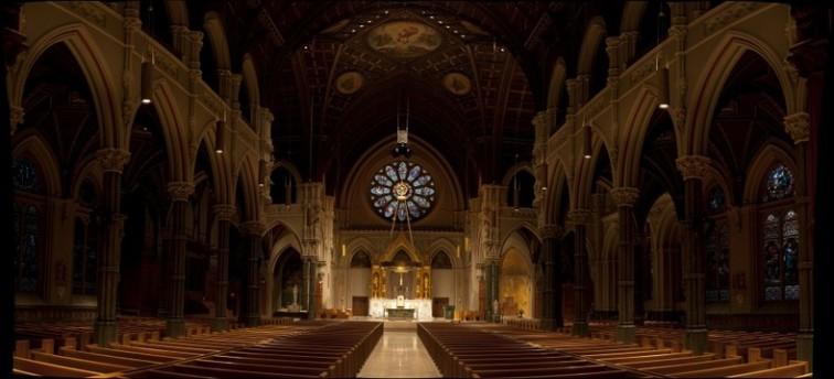Saint Peter and Saint Paul Cathedral, Providence, Rhode Island
