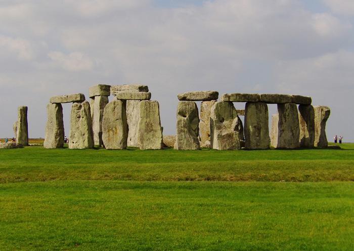 Stonehenge, photo by Nathan Mizrachi