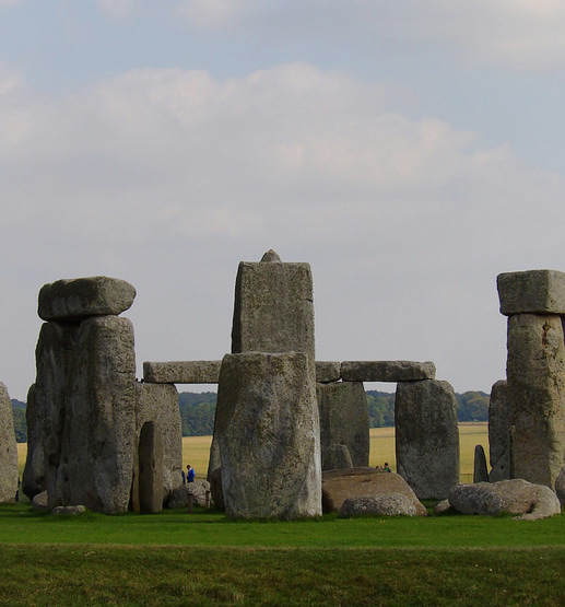 Stonehenge, photo by Nathan Mizrachi