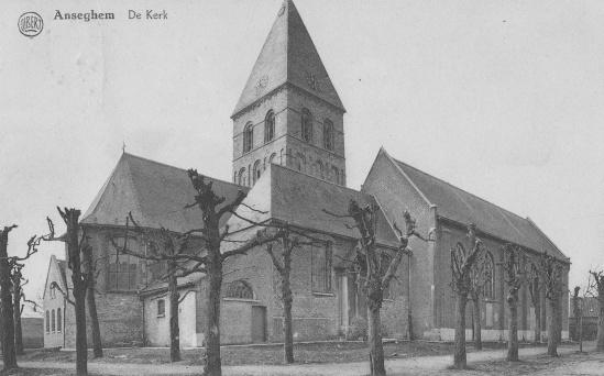 Sint-Jan-de-Doper à Anzegem