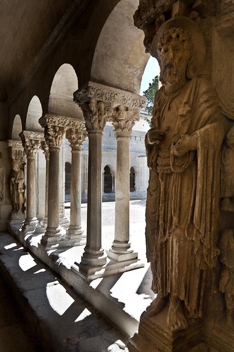 Saint Peter, Cathédrale Saint-Trophime (Photo by PJ McKey)