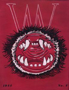 """""""Matta VVV"""" by Roberto Matta's official web site. Via Wikipedia - http://en.wikipedia.org/wiki/File:Matta_VVV.jpg#mediaviewer/File:Matta_VVV.jpg"""
