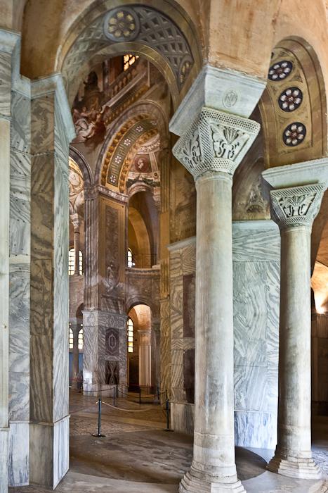 Basilica di San Vitale, Ravenna (Emilia-Romagna)  Photo by PJ McKey