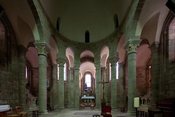 Afbeeldingsresultaat voor eglise saint barthelemy benevent l'abbaye