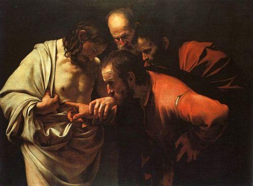 The Incredulity of Saint Thomas (Caravaggio)