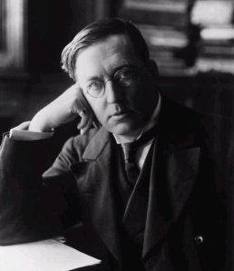 M.R. James (1 August 1862 – 12 June 1936)