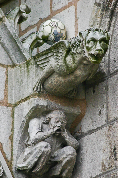 Cathédrale Saint Pierre, Poitiers (Vienne)  Photo by PJ McKey