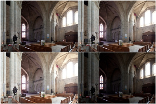 Saint Yrieix composite