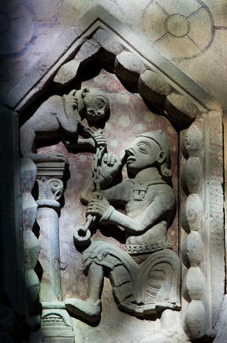 Cathédrale Notre Dame de Bayeux, Bayeux (Calvados)  Photo by Dennis Aubrey