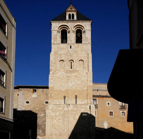 Torre del Gallo, Basilica of San Isidoro, León (Castile-León) Photo by Jong-Soung Kimm