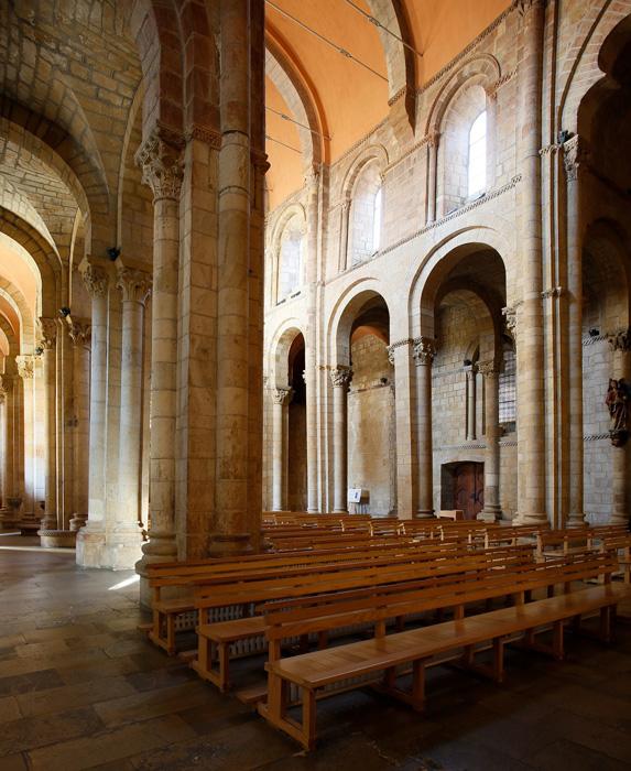Second transverse arch, Basilica of San Isidoro, León (Castile-León) Photo by Jong-Soung Kimm