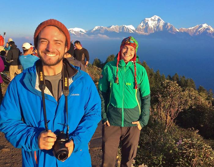 Nepal Scott