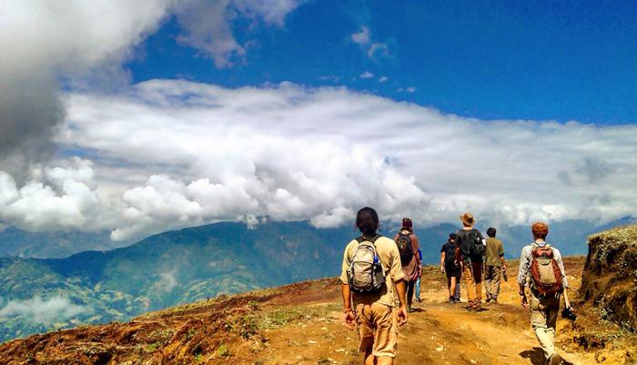 Nepal vista