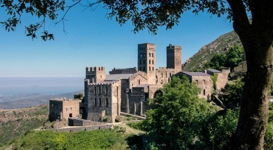 Sant Pere de Rodes, El Port de la Selva (Girona)
