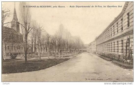 Saint-Étienne-du-Rouvray (Seine-Maritime)