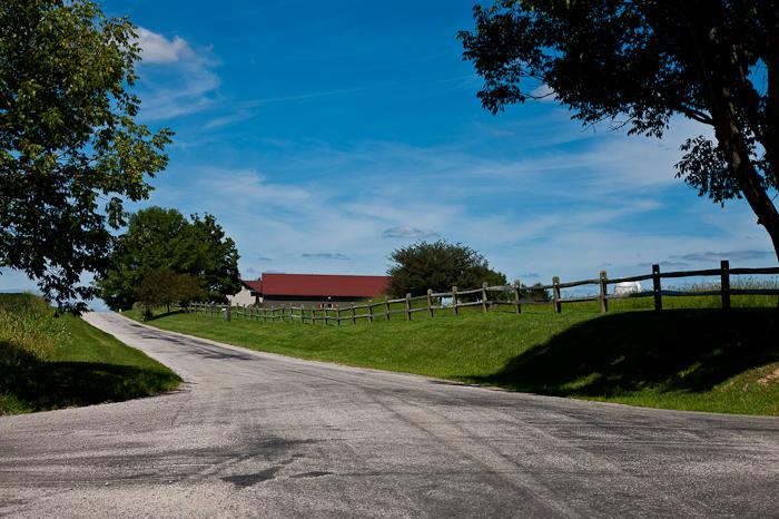 Borah Hill and Westpoint, photo by Dennis Aubrey