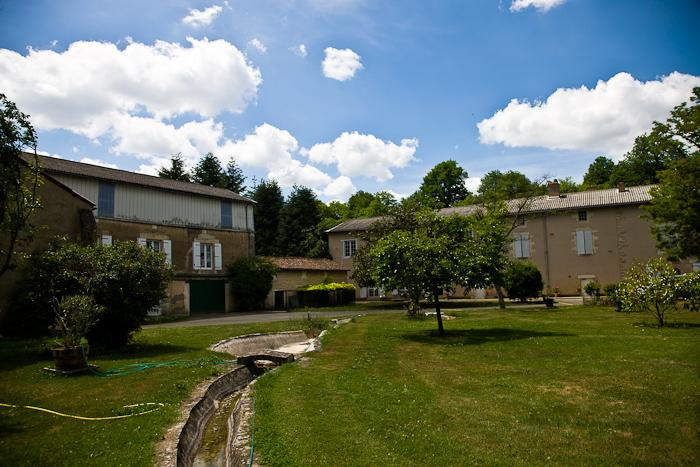 Danlot, Vivonne (Vienne)  Photo by Dennis Aubrey